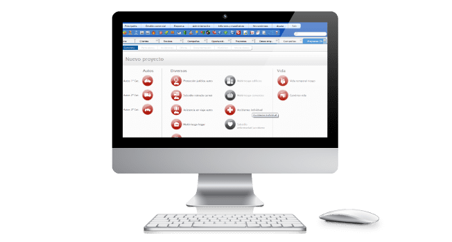 software de gestion para corredores de seguros