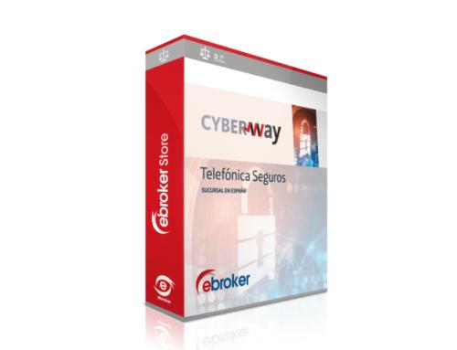 ebroker lanza Cyberway, el ciberseguro para PYMES y Autónomos