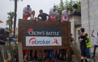 ebroker Crows Battle 2019