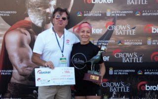 ebroker Crow's Battle 2018