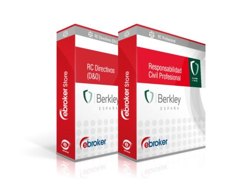 ebroker renueva los productos de Berkley disponibles en ebroker Store