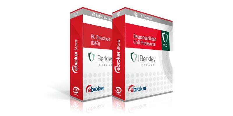 ebroker renouvelle ses produits Berkley dans l'assurance du