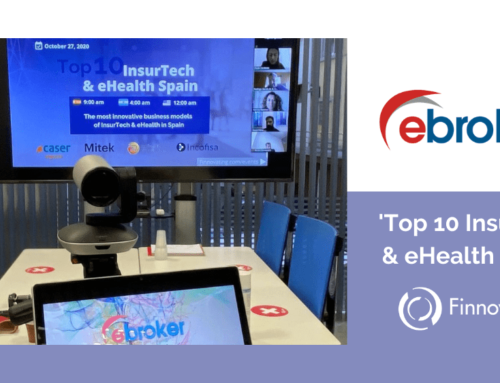 ebroker in the Top 10 Insurtech & eHealth Spain