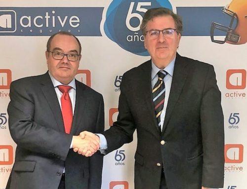 Active Seguros y ebroker alcanzan acuerdo de colaboración