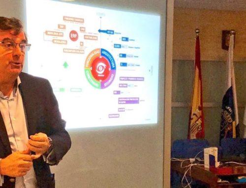 ebroker y el Colegio de Mediadores de Tenerife hablan de tecnología para el corredor de seguros