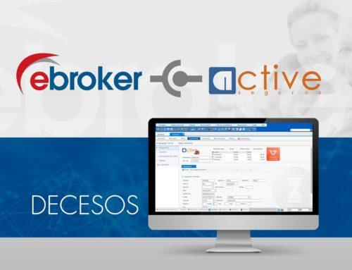 ebroker y Active Seguros lanzan el producto de Decesos