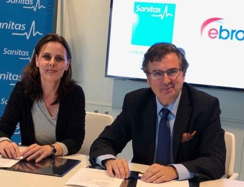 ebroker y Sanitas impulsan su cooperación tecnológica