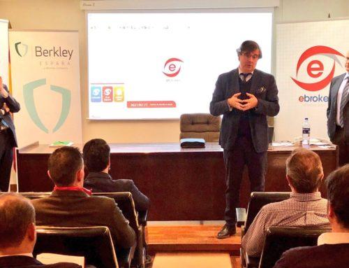 ebroker y Berkley España realizan jornada formativa en Oviedo