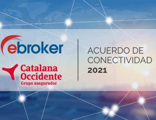 We signed a strategic connectivity agreement with Grupo Catalana Occidente