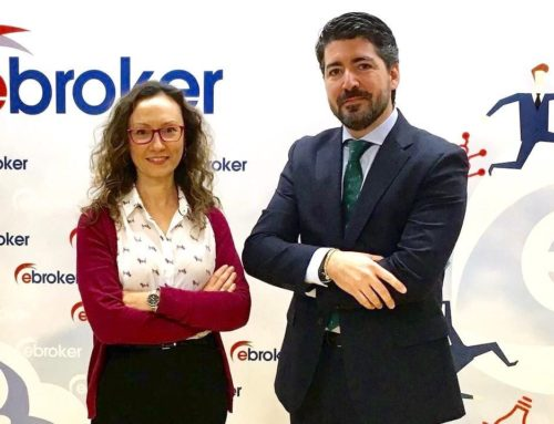 Berkley visita ebroker Center