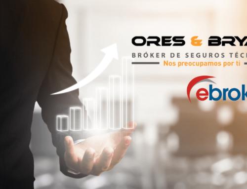 Ores & Bryan elige ebroker como plataforma tecnológica