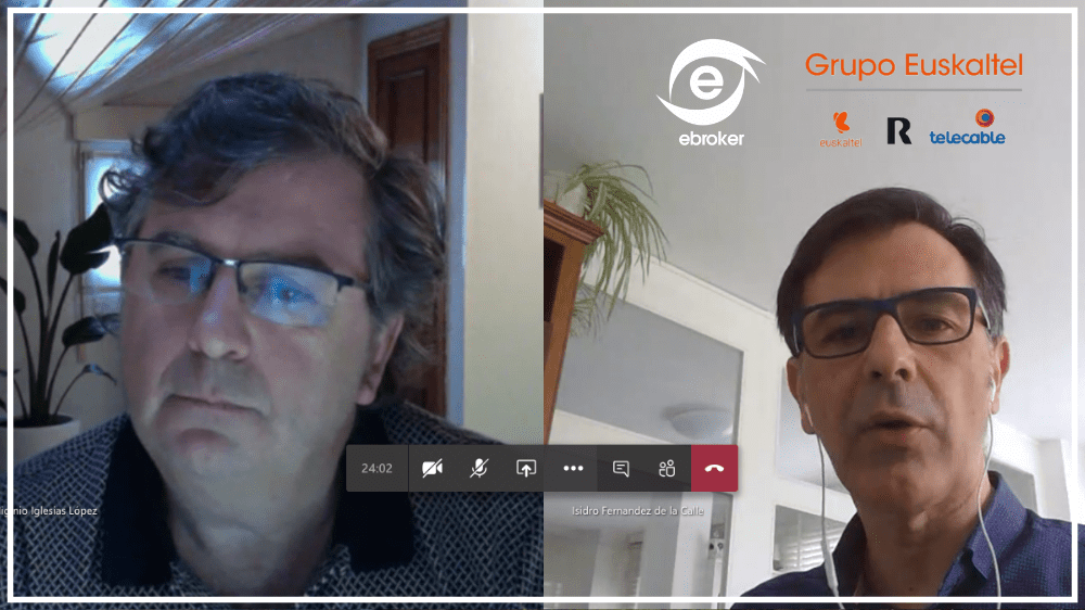 ebroker y Grupo Euskaltel desarrollan proyecto Big Data para corredores