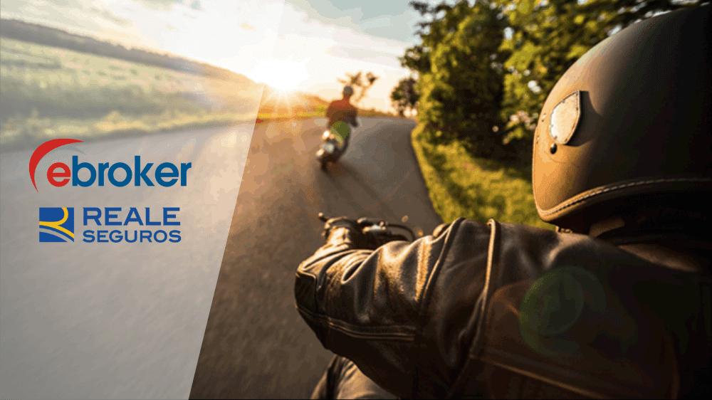 ebroker incorpora nuevo producto de Motos de Reale Seguros