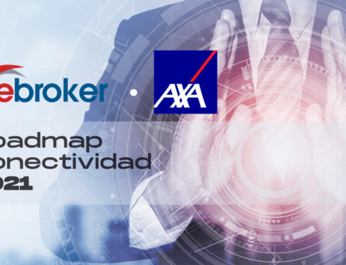 We define with AXA main connectivity projects for 2021