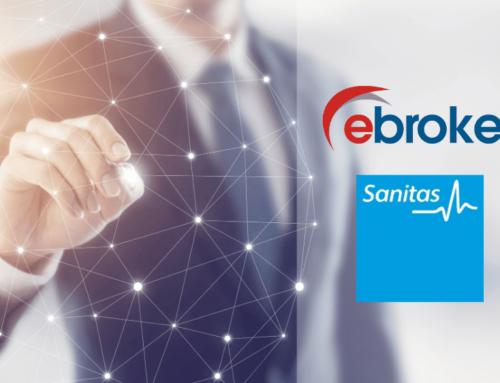 ebroker y Sanitas lanzan conectividad de pólizas basada en EIAC
