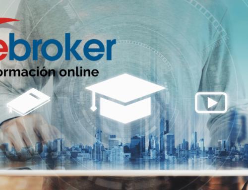 ebroker realiza el 96% de sus formaciones vía online