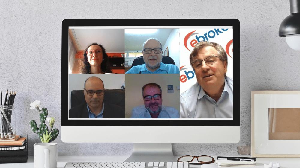 ebroker y Espanor firman un acuerdo de colaboración